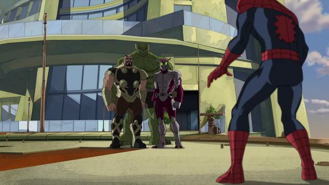 File:Spider-Man meet Beetle Skurge Abomination USMWW.png