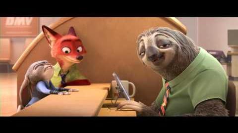 Zootropolis UK Trailer 3