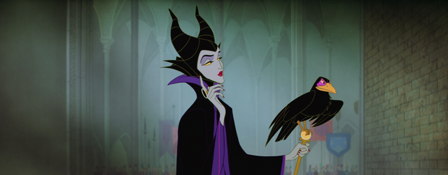 File:Maleficent SIDE VIEW2 - kmp .png