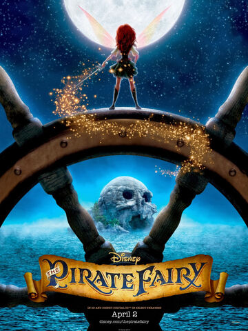File:The Pirate Fairy Poster.jpg