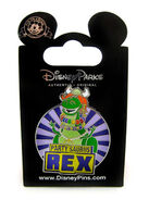 Partysaurus Rex Pin