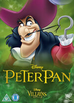Peter Pan Villains DVD