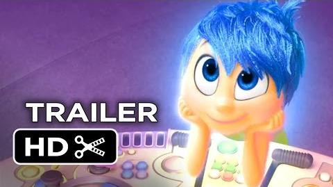 Inside Out Official Trailer 2 (2015) - Disney Pixar Movie HD