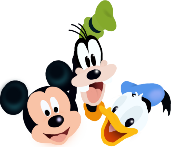File:Mickey Donald and Goofy Toystoryfan artwork.png