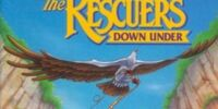 The Rescuers Down Under (video)