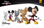 Disney INFINITY MickeyConceptArt