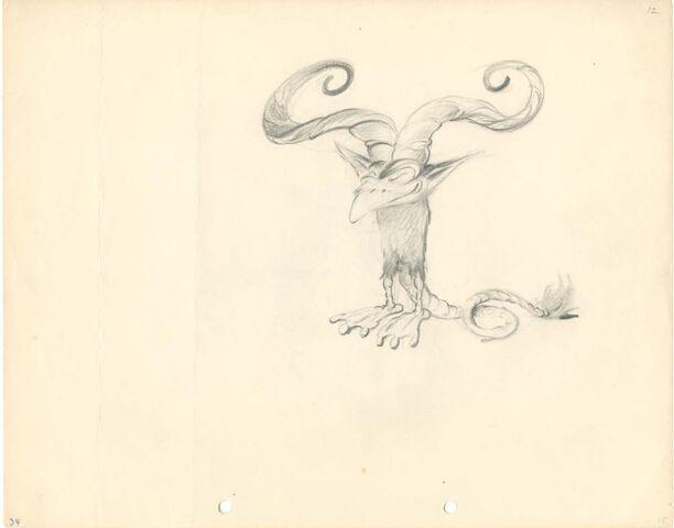File:Horvath horned bird drawing blog.jpg
