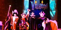 Villains Mix and Mingle