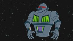 Doofenshmirtz Space Station