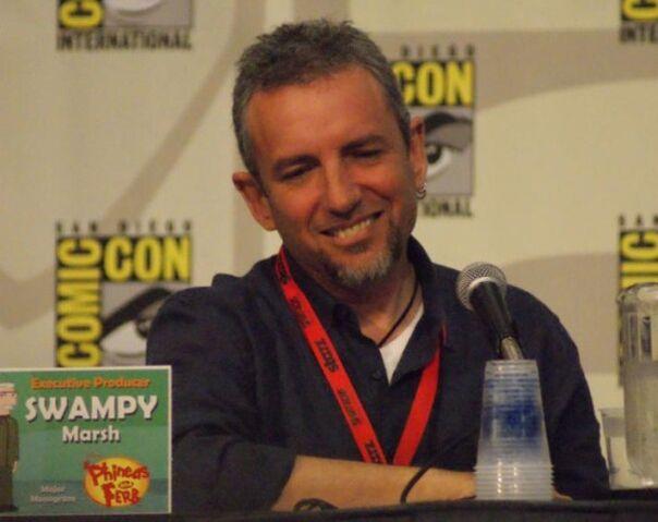 File:Swampy 2009.jpg