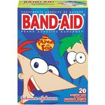 Phineas and Ferb Band aid