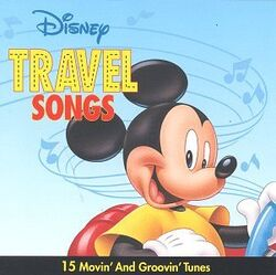 Disney travel songs