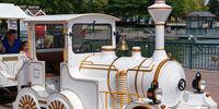 Disney Village Mini-Train