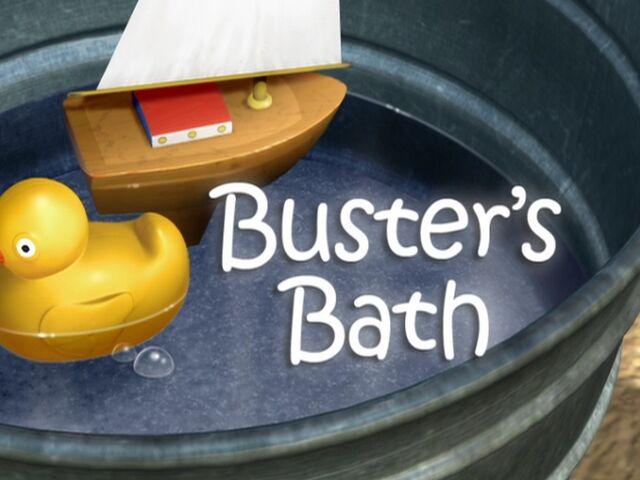 File:01 Buster's Bath Title Display.jpg