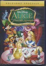 Alice it dvd