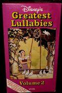 Disneys greatest lullabies vol 2