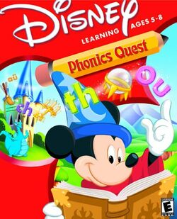Disneys phonics quest