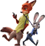 Judy Drags Nick