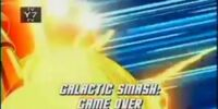 Galactic Smash: Game Over
