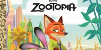 Zootopia Little Golden Book