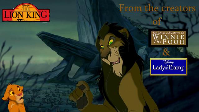 File:Lion King Scar Re Poster.png