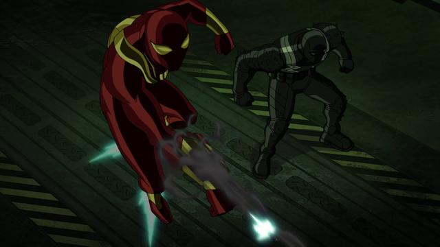 File:Iron Spider & Agent Venom USMWW 1.png