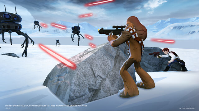 File:Disney INFINITY RATE PlaySet Chewbacca1.jpg