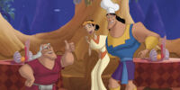 Papi (The Emperor's New Groove)/Gallery