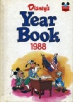 Disneys year book 1988