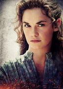 Rebecca Reid Textless Poster