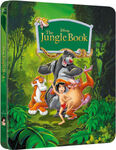 The Jungle Book Steelbook
