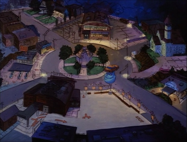 File:Goof Troop - Spoonerville - Roundabout at Night.jpg