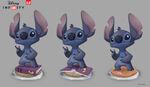 Stitch Disney INFINITY concept2