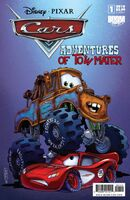 Adventures of Tow Mater 1A