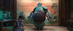 Baymax's-first-armor