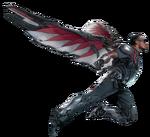 Civil War Falcon Char art 2