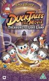 Ducktales the movie uk vhs 2004