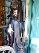 Maleficent at Disney Parks