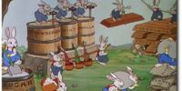 The Easter Rabbits