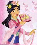 Mulan wallpaper2