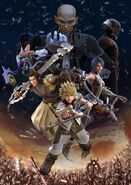 Birth by Sleep Theatrical Poster