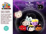 Disney Villains Tsum Tsum Tuesday (US)