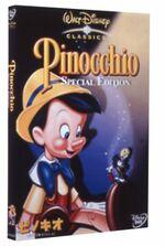 Pinocchio jp dvd 2003