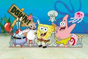 SpongeBob SquarePants main characters