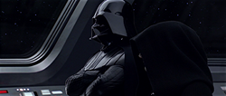 Darth Vader and Emperor Palpatine