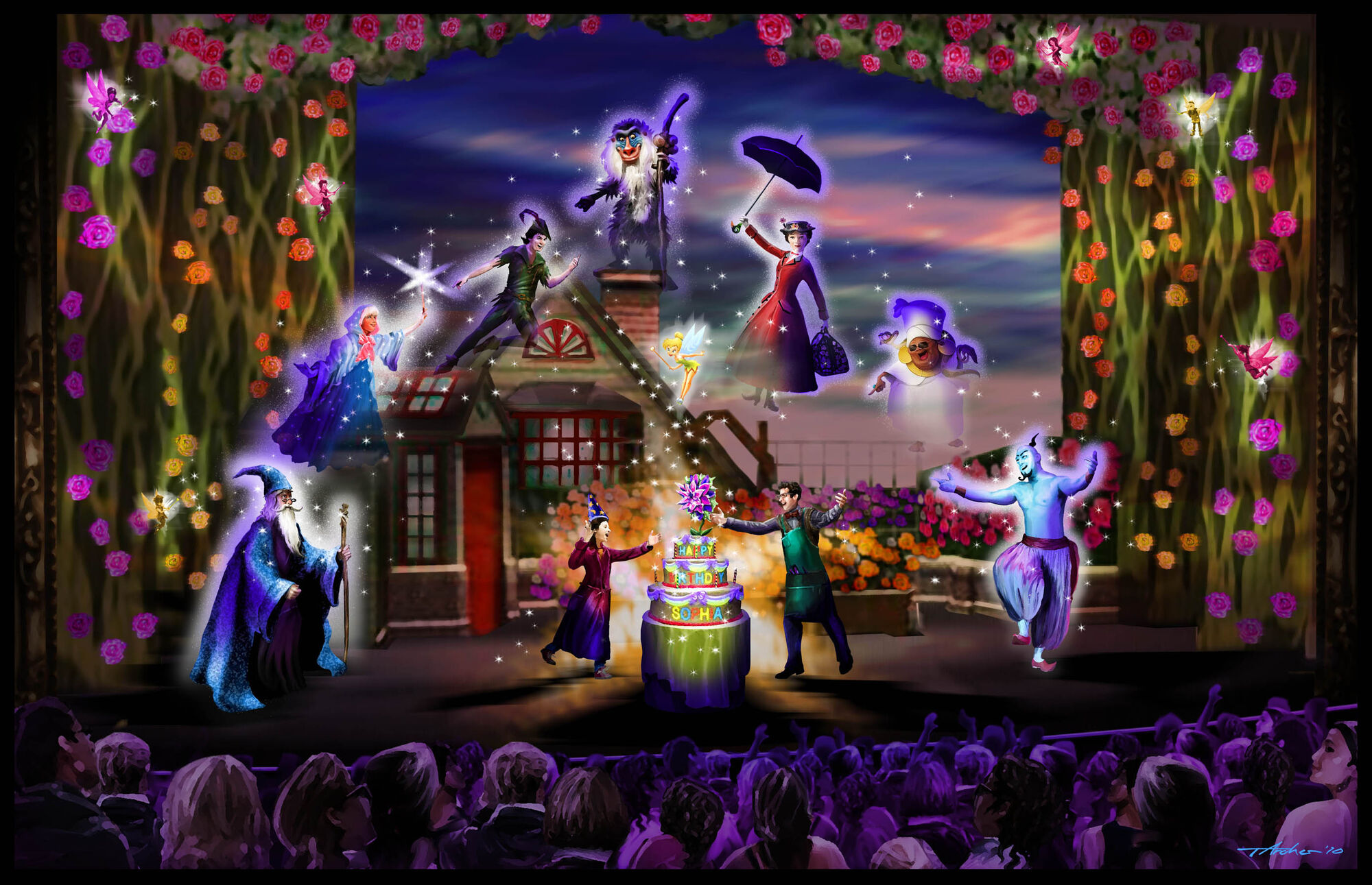 Disneys Atlantis The Villains