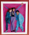 That's So Raven - Cheslea, Raven and Eddie 3