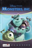 Monsters Inc (Ladybird Classic)