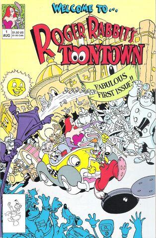 File:RogerRabbitsToontown issue 1.jpg