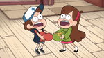 S1e6 dipper mabel hungry